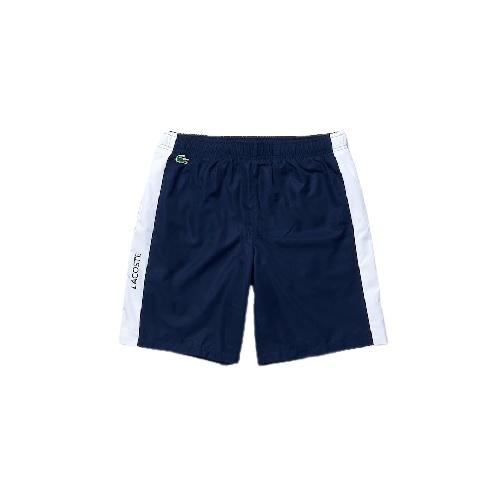 Short Lacoste en taffetas léger short lacoste homme sport et mode noir short tennis homme lacoste boutique sport aventure Orange