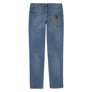 CARHARTT Klondike Jeans blue worn