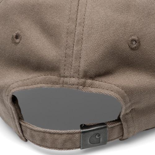 casquette Carhartt wip Madison en coton homme et femme accessoires casquettes bonnets sport aventure Orange sport et mode carhartt wip