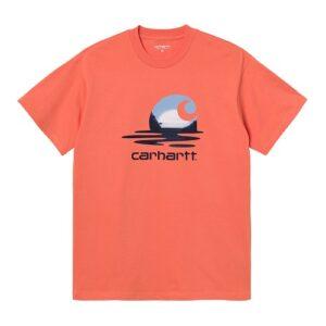 CARHARTT Lagoon t-shirt shrimp
