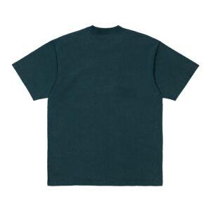 CARHARTT Mosby script lagoon t-shirt