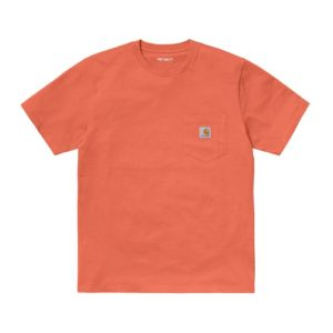 CARHARTT T-Shirt Pocket shrimp