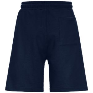 K-WAY Short coton marine homme