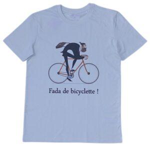 BONMOMENT T-shirt Fada Stem coton bio