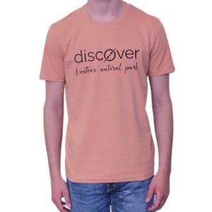 BONMOMENT T-shirt Discover mushroom coton bio