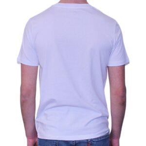 BONMOMENT T-shirt Week-end white coton bio
