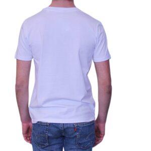 BONMOMENT T-shirt Race white coton bio