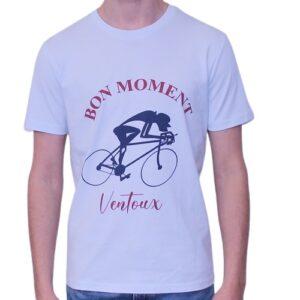 BONMOMENT T-shirt Race baby coton bio