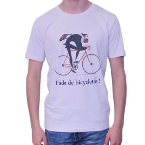 BONMOMENT T-shirt Fada vintage coton bio