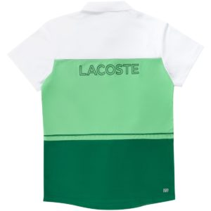 LACOSTE Sport color-block vert