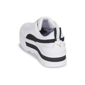 PUMA baskets Mayze blanc femme