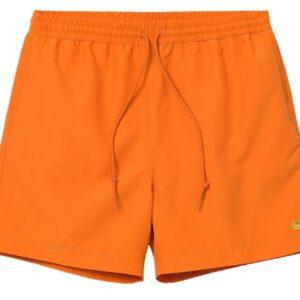 CARHARTT Short Chase orange swim trunk