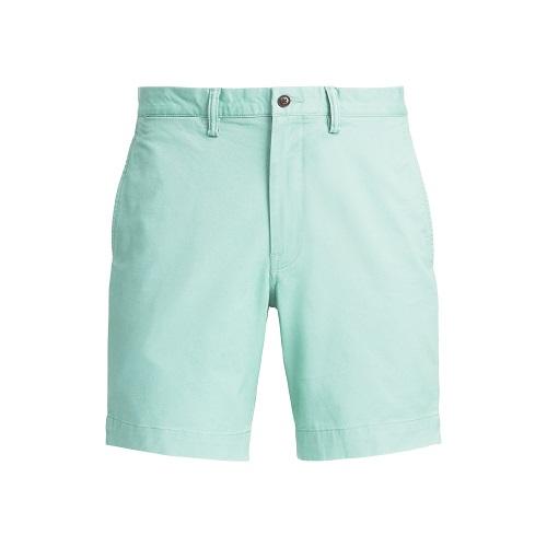 short ralph lauren bleu bermuda ralph lauren blue short lin et coton sport aventure Orange