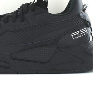 PUMA RS Z leather black