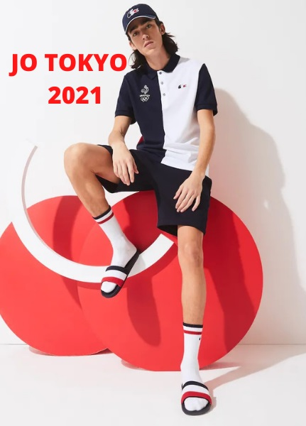LACOSTE JO TOKYO 2021