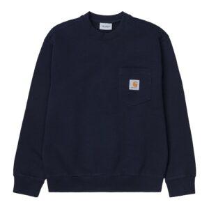 CARHARTT Pocket sweatshirt Dark navy
