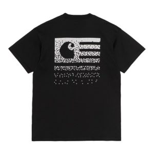 CARHARTT T-shirt Fade black
