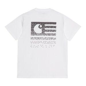 CARHARTT T-shirt Fade white