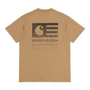 CARHARTT T-shirt Fade dust