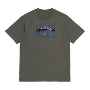 CARHARTT Great Outdoors thyme t-shirt