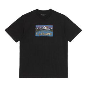 CARHARTT Great Outdoors black t-shirt